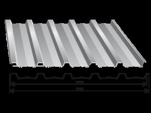 T-35 acoperis