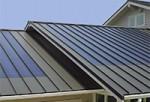 Panouri acoperiș și fațadă