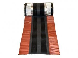 Sub-coama aluminiu si textil